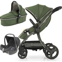 egg® 2 3in1 Cabriofix Travel System-Olive (NEW)