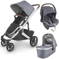 UPPAbaby CRUZ V2 3in1 Travel System-Gregory