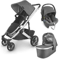 UPPAbaby CRUZ V2 3in1 Travel System-Jordan
