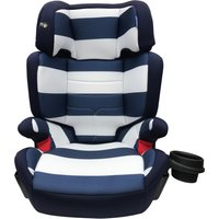 My Babiie Group 2/3 Car Seat-Blue Stripes (MBCS23BS)