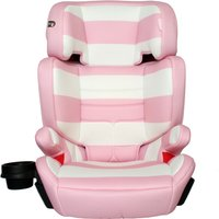 My Babiie Group 2/3 Car Seat-Pink Stripes (MBCS23PS)