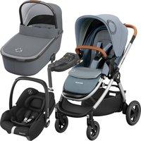 Maxi Cosi Adorra 2 3in1 Travel System-Essential Grey