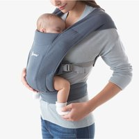 Ergobaby Embrace Baby Carrier-Oxford Blue (2020) - Baby Gifts