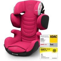 Kiddy Cruiserfix 3 Group 2/3 Car Seat-Rubin Pink