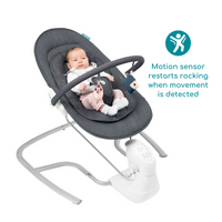 Babymoov Swoon Touch Bouncer-Grey
