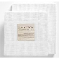 Little Bamboo Airflow Cellular Bassinet Blanket - Kiddies Kingdom Gifts