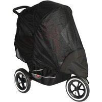 Phil and Teds UV Sun Mesh Cover For Double New Classic/Explorer Tandem - Sun Gifts