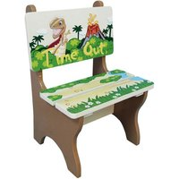 Teamson Dinosaur Time Out Chair (TD-0078A) - Dinosaur Gifts