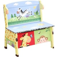 Teamson Sunny Safari Storage Bench (KYW-8267A2) - Bench Gifts
