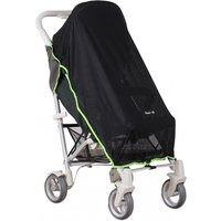 Koo-di Sun and Sleep Stroller Cover-Black
