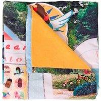 Weegoamigo Windshell Fleece Travel Blanket-Mr Frosty - Travel Gifts