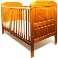 Little Babes Stanley Cotbed-Antique Pine