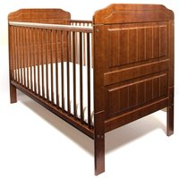 Little Babes Stanley Cotbed-Walnut