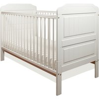 Little Babes Stanley Cotbed-White - Furniture Gifts