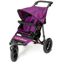 Out n About Nipper Single 360 V4 -Purple Punch - Shopping Gifts