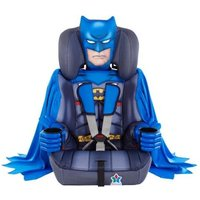 Kids Embrace High Backed Booster 1/2/3 Car Seat-Batman