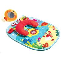 Tiny Love Tummy Time Pillow and Mat-Fun Under the Sea (NEW)