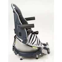 Buggypod Perle Clip On Board/Booster Seat-Zebra