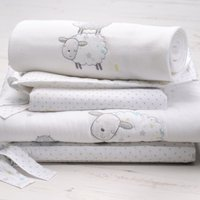 East Coast Silver Cloud 3pc Bedding Bale-Counting Sheep