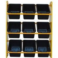 Kidsaw JCB 9 Bin Storage