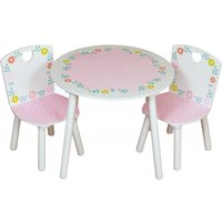 Kidsaw Country Cottage Table & Chairs - Country Gifts