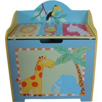 Liberty House Toys Kids Toy Box-Safari Animals - Animals Gifts