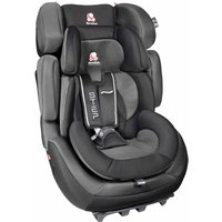 Renolux Step Group 1/2/3 Car Seat-Total Black