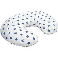Kiddies Kingdom Deluxe 3in1 Twinkle Star Nursing Pillow-Navy