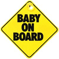 East Coast Baby On Board Sign - Baby Gifts