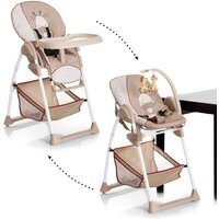Hauck Sit n Relax Highchair-Giraffe (New 2018) - Relax Gifts