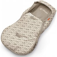 Concord Hug Driving Car Seat Sleeping Bag-Cool Beige (New)