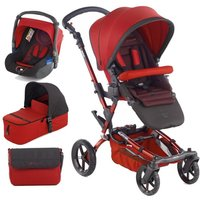 Jane Epic Micro + Koos Travel System-Red (S53)