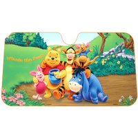 Disney Rear Window Sunshade-Pooh