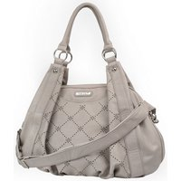 Vanchi Leather Look Ziggy Tote Changing Bag-Rolling Stone