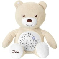 Chicco First Dreams Baby Bear Projector Night Light-Neutral