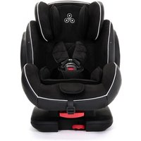 Ickle Bubba Solar Group 1-2-3 Isofix & Recline Car Seat-Black