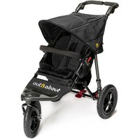 Out n About Nipper Single 360 V4 Stroller-Raven Black - Shopping Gifts
