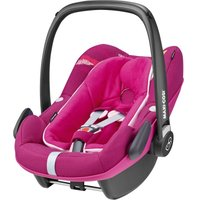 Maxi Cosi Pebble Plus Group 0+ Car Seat-Frequency Pink (NEW)