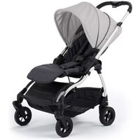iCandy Raspberry Chrome Pushchair-Greenwich Grey (New 2018) - Chrome Gifts