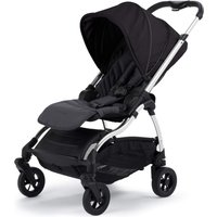 iCandy Raspberry Chrome Pushchair-Bloomsbury Black (New 2018) - Chrome Gifts