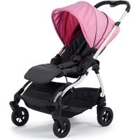 iCandy Raspberry Chrome Pushchair-Piccadilly Pink (New 2018) - Chrome Gifts