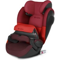 Cybex Pallas M-Fix SL Group 1/2/3 Car Seat-Rumba Red (New 2020)