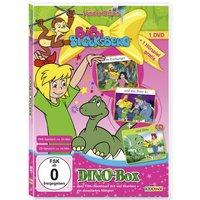 Bibi Blocksberg: 2er Box DVD+CD Special-Dino