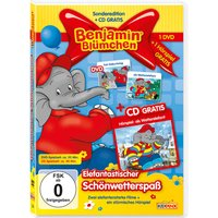 Benjamin Blümchen: Elefantastischer Schönwetterspaß!