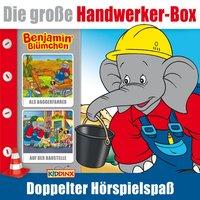 Benjamin Blümchen: 2er MP3-Box Handwerker