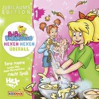 Bibi Blocksberg: 2er MP3-Box Hexen hexen überall
