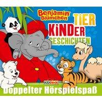 Benjamin Blümchen: 2er MP3-Box Tierkinder