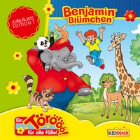 Benjamin Blümchen: 2er MP3-Box Jubiläumsedition (Folge 1)