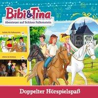 Bibi & Tina: 2er MP3-Box Abenteuer auf Schloss Falkenstein