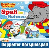 Benjamin Blümchen: 2er MP3-Box Spaß im Schnee